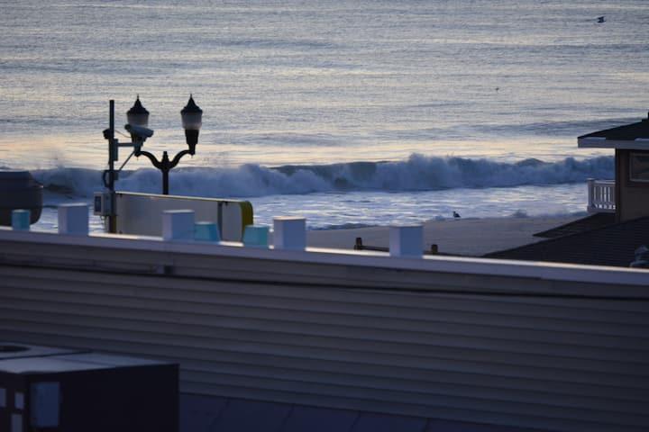 Oceanview Home in Seaside Heights!