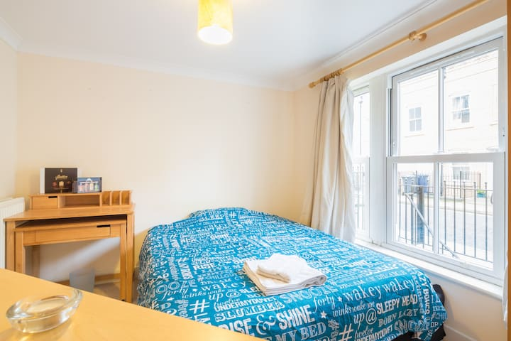 Cozy Double Room with Private Bathroom-City Center - Cambridge - Pis