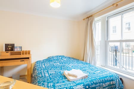 Cozy Double Room with Private Bathroom-City Center - Cambridge