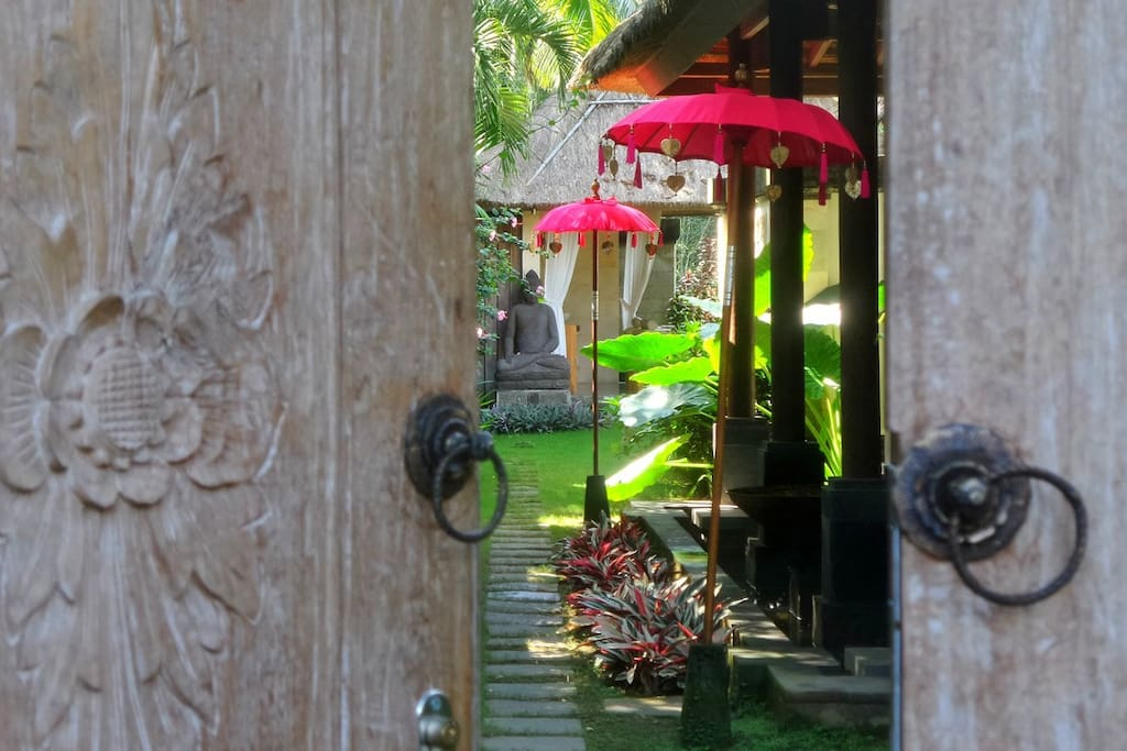 Welcome to villa BAMBOO !