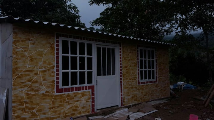 Casa familiar ubicada en zona rural