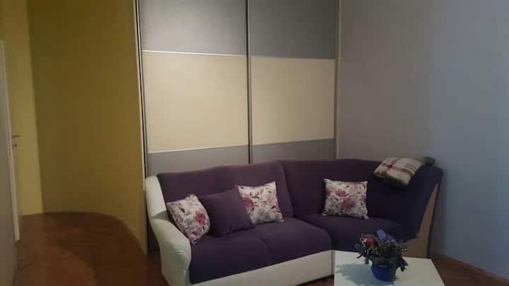 Harmonic apartment