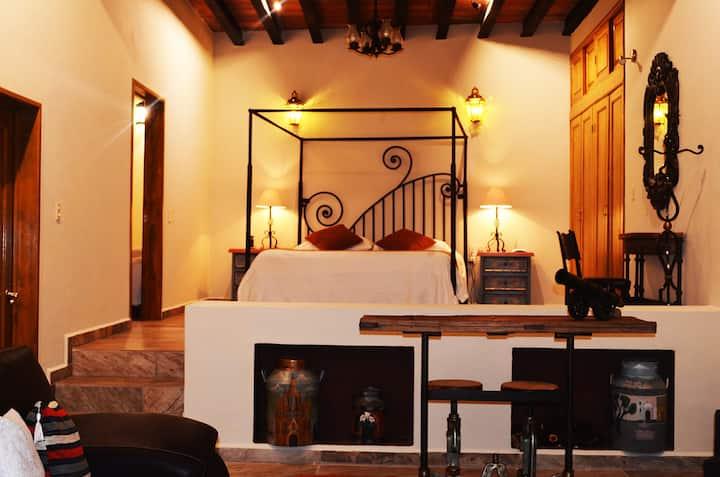 Villa Loft Paraíso, enclavada en el campo