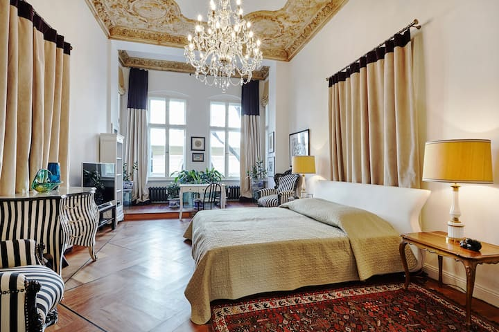 Luxurious  Room with King Bed  in Schöneberg