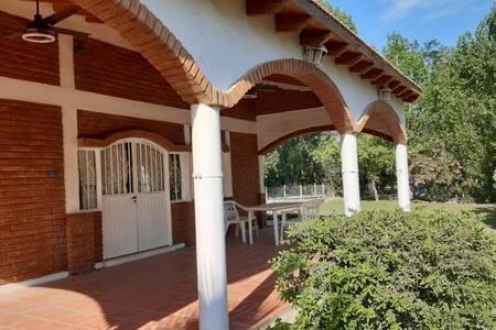 Casa de Campo en Ullum
