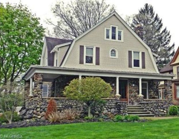 Historic Stone Dutch Colonial - Ravenna