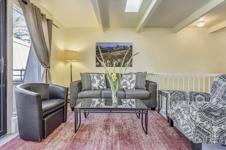 Perfectly located townhome in Aspen