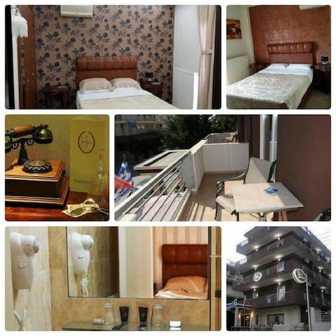 Grecja  Paralia Katerini Hotel Honorata - Paralia - Bed & Breakfast