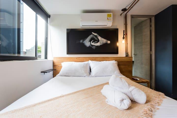 Disfruta tu apartamento con todo lo que necesitas para una gran estadía // Enjoy your apartment with everything you need for a great stay