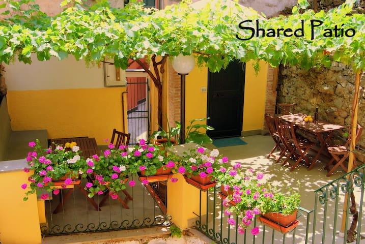 Apartment A Vigna du Raffa - Monterosso al Mare - Casa