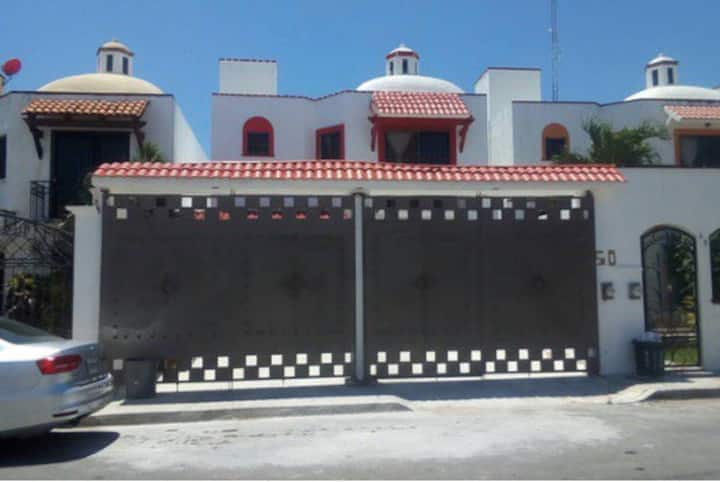 Habitacion/ cupula 2-4 personas playa del carmen