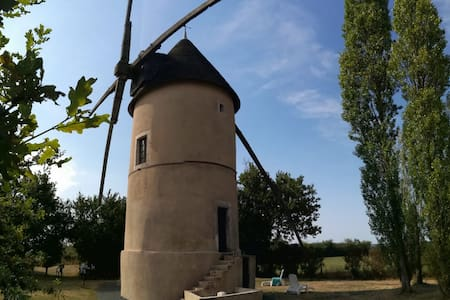 Romantic Converted Windmill for two