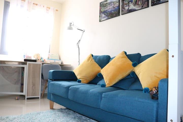 Nordic Room España, Manila min of 4 weeks stay