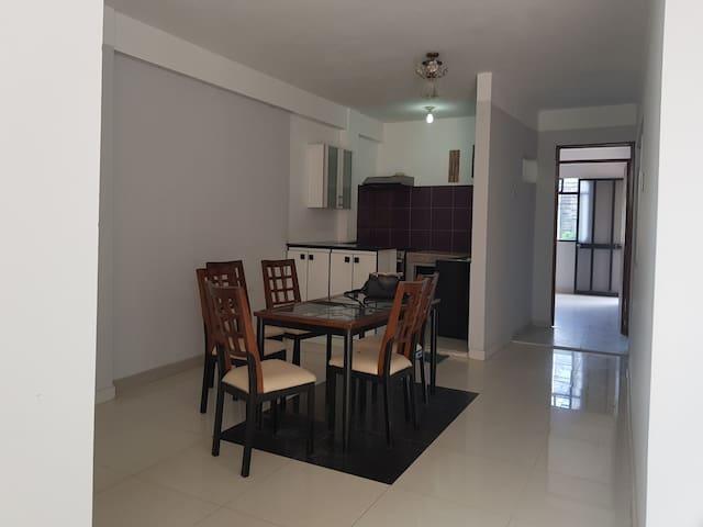 Apartamento acogedor en la ciudad de Tingo María