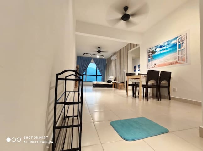 Cozy Condominium near Penang Airport & SPICE