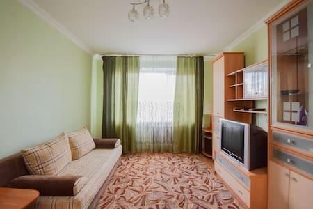 Квартира посуточно в Тобольске