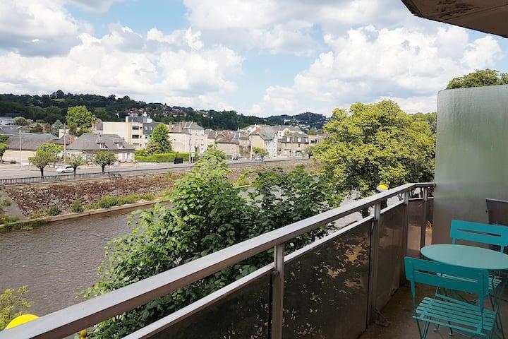 Belle vue sur Corrèze