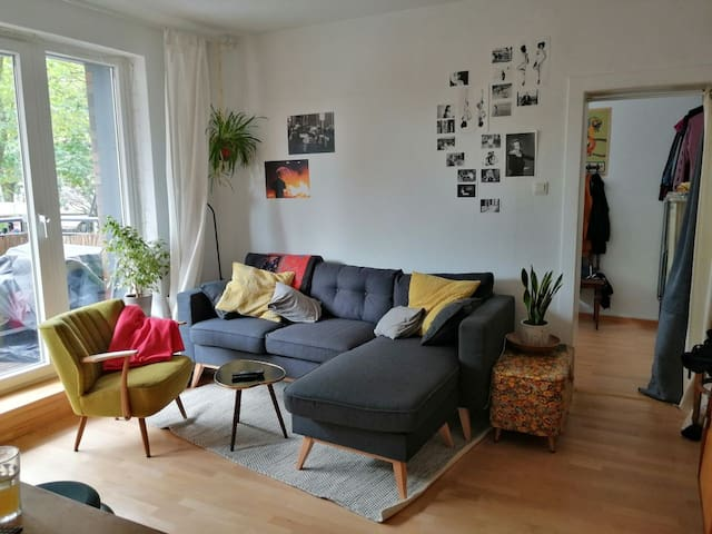 Sternschanze: cozy, clean and central
