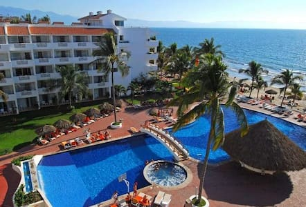 Luxury One Bedroom condo in a 5 Star Resort. - Nuevo Vallarta