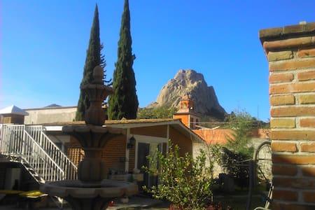 Habitación para 4 en Peña de Bernal (jal) - Bernal