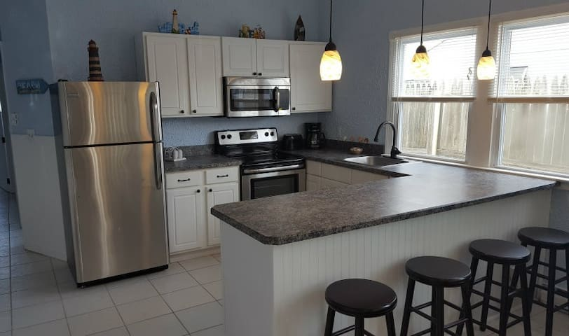 Great Beach Condo in the Center of Town - Brigantine