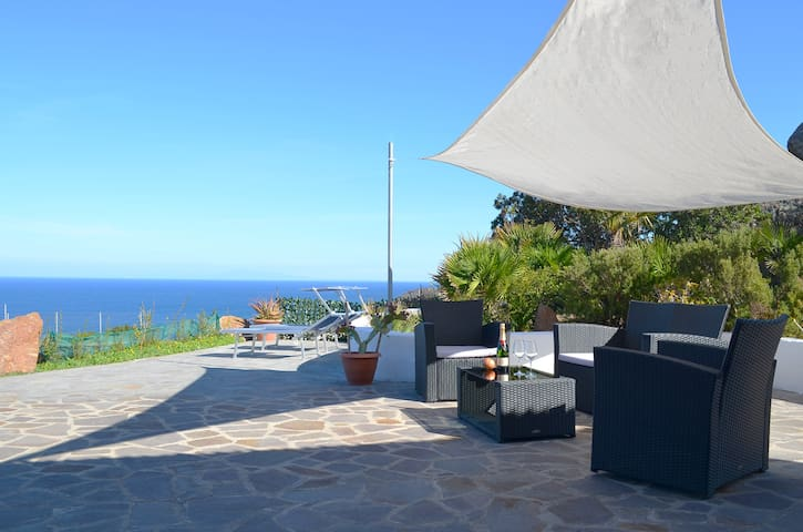 Exclusive Villa with sea view in Castelsardo