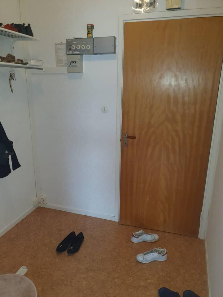 Lägenhet i Eskilstuna centrum