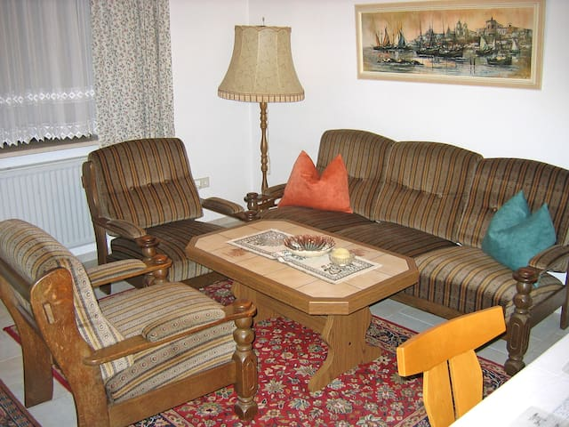 3-room apartment Am Hohen Bogen in Arrach for 4 persons - Arrach - Apartamento