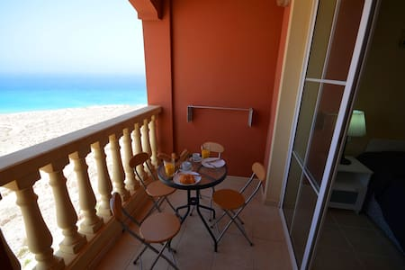 Apartment PARAISO ozean view pool WiFi - Costa Calma - Apartmen