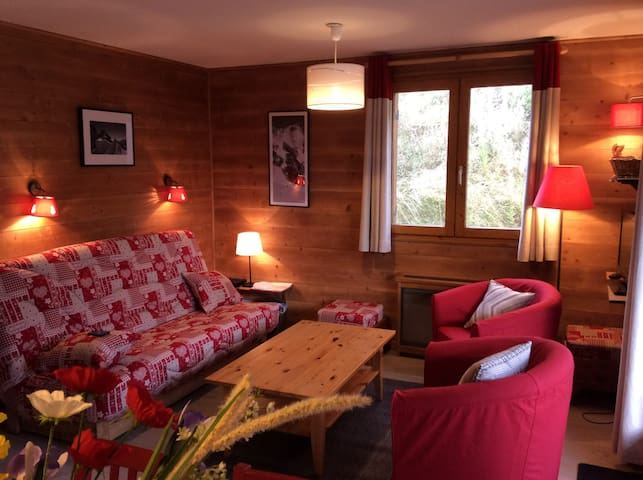 RINES16 - Vallandry - Close to ski slopes - VALLANDRY - Leilighet