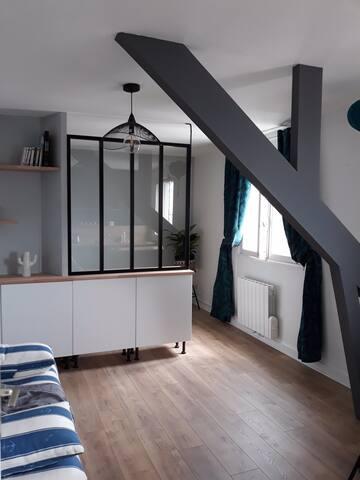 Bel appartement au cœur de Carnac
