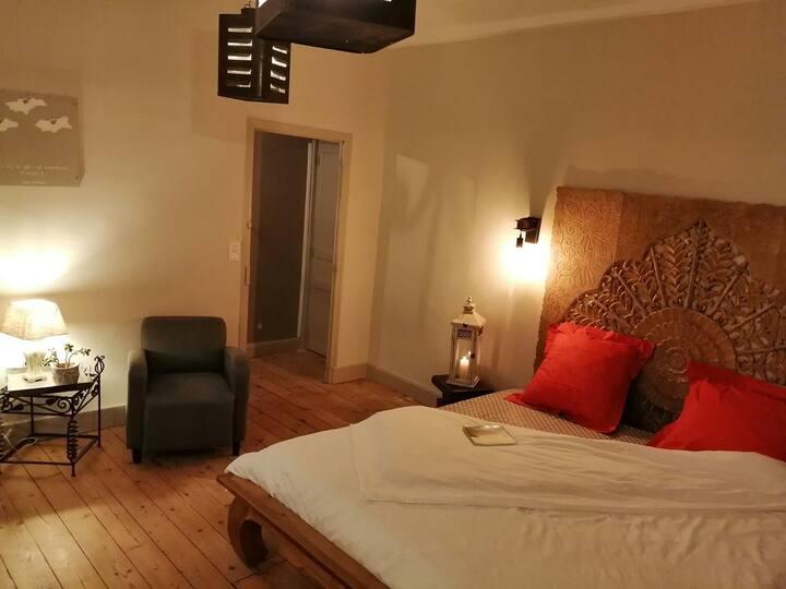 Chambre Bambou La maison ô kiwis