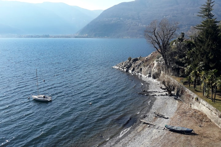 Un Piccolo Paradiso Sul Lago Maggiore