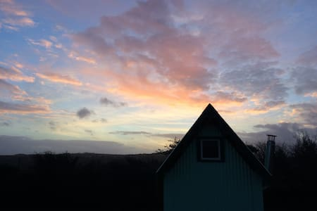 Cosy Cabin Majestic Views - Lostwithiel - Hut
