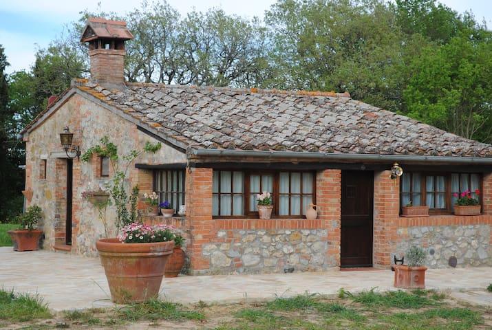 Il Cottage della Paolina - Montefollonico