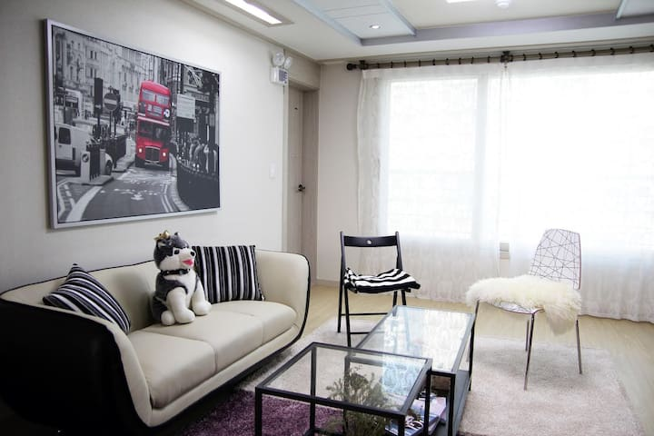 ★OPEN★  Entire house, beach 5mins 집 전체 - Buk-gu, Pohang - Apartament