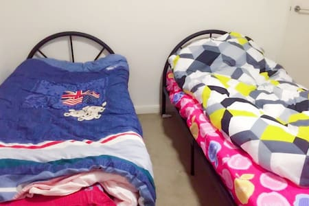 Sunny double room with balcony in Ultimo, CBD - Ultimo