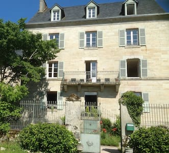 Chez Jallot - Master Suite - Vidaillat - Bed & Breakfast
