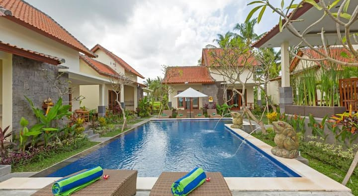sisin ubud view bungalows the great place for stay