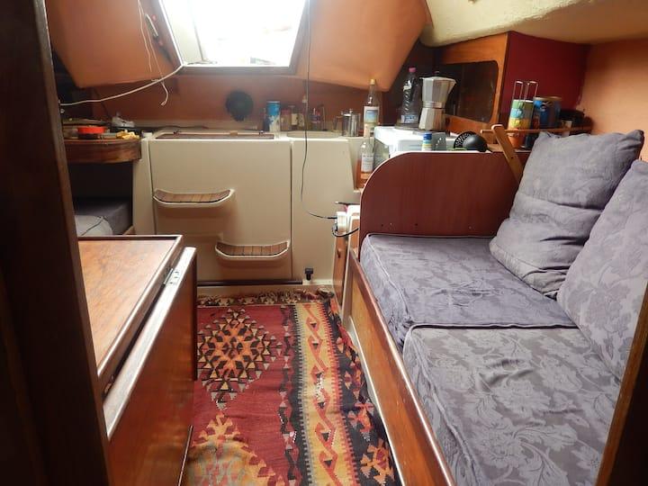ERINA : voilier de 8m