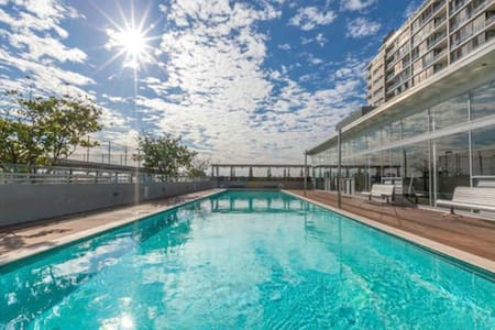 Maroubra apartment with pool - Maroubra - Apartment