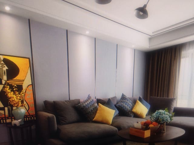 Luxury two bedroom elevator room - 利文斯顿 - Haus