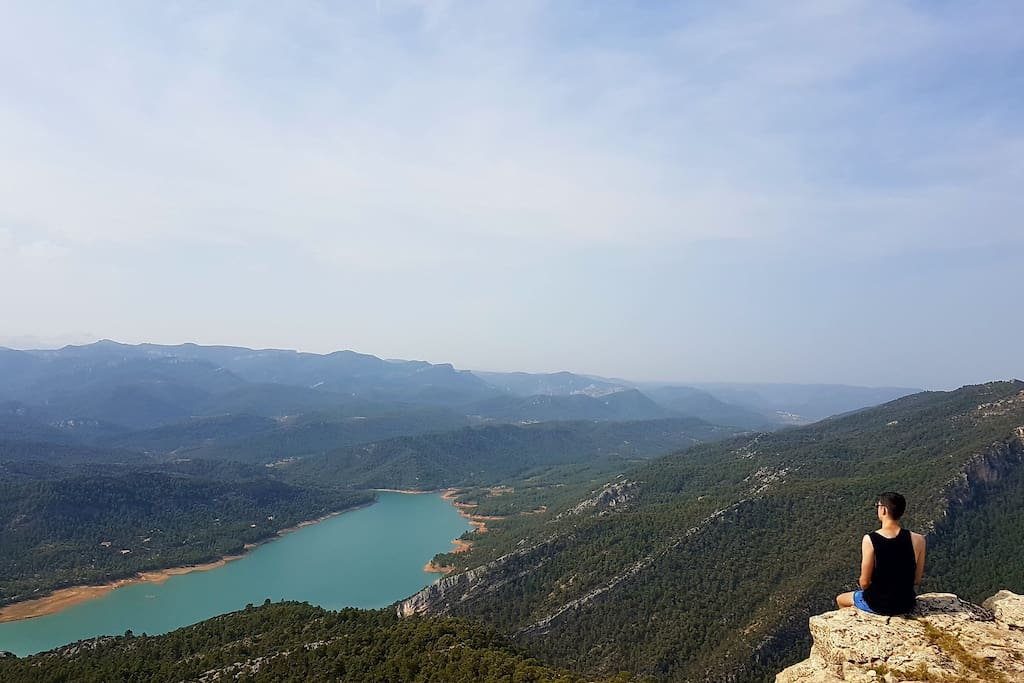 view from the mountain - LA CAJA
