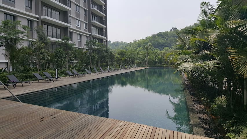 Homestay on the park in Cheras - Batu 9 Cheras