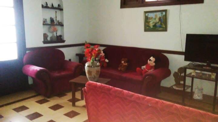 Casa Doña Conchita....( 6 huéspedes y más )