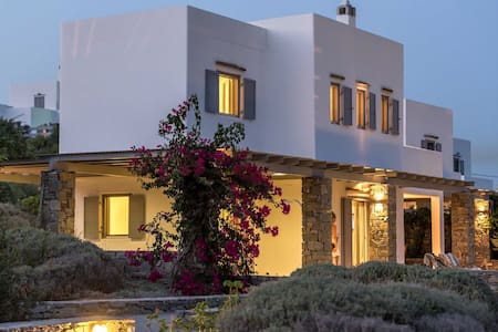Paros luxury summer villa - Isterni