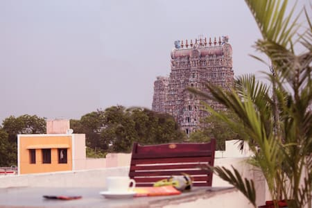 Home stay near Meenakshi temple, Madurai
