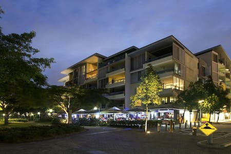 Modern apartment in the heart of South Bank, - South Brisbane - Apartament