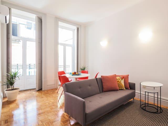 1 bedroom apartment bolhão market red
