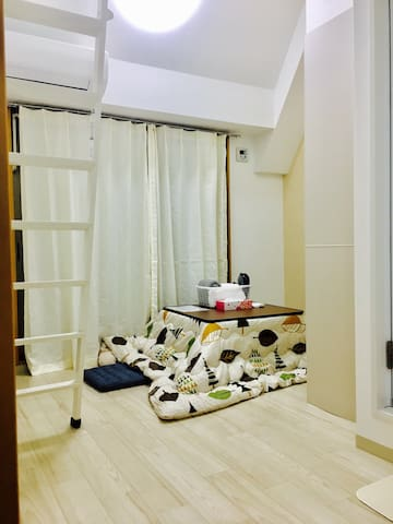 ☆New Open Sale☆Clean room with Loft 3F☆Ikebukuro - 豊島区 - Apartment